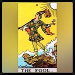 The fool_Tarot