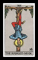 XII. The Hanged Man.