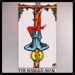The Hanged Man_Tarot