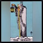 The Hermit_Tarot