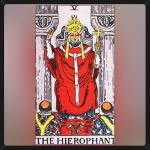 The Hierophant_Tarot