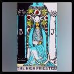 The High Priestess_Tarot