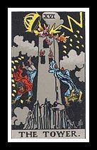 XVI. The Tower.