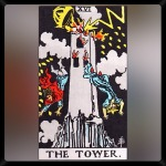 The Tower_Tarot