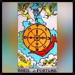 Wheel of Fortune_Tarot