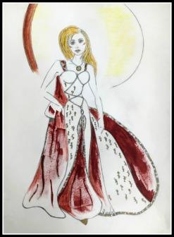Artemis Sketch.