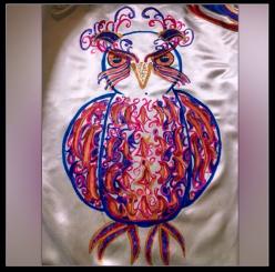 Owl Symbol.