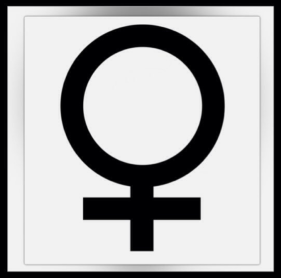 Woman Symbol.